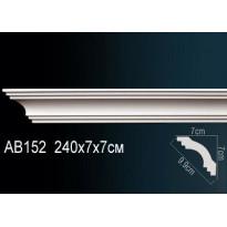 Гибкий потолочный плинтус Перфект AB152F