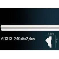 Молдинг гибкий AD313F