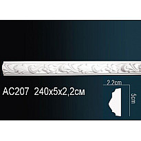 Молдинг из полиуретана Перфект AC207