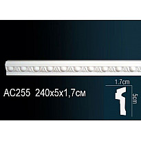 Молдинг из полиуретана гибкий AC255F