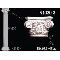 Полуколонна из полиуретана N1030-3