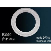 Розетка потолочная B3079
