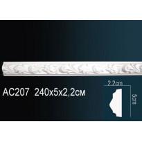 Молдинг из полиуретана гибкий AC207F