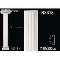 Полуколонна из полиуретана N3318