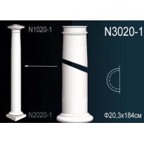 Полуколонна из полиуретана N3020-1