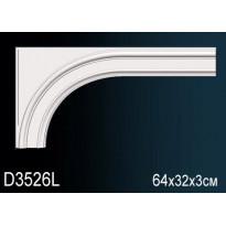 Обрамление дверного проема D3526L