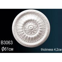 Розетка потолочная B3063