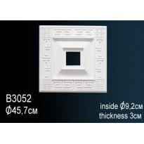 Розетка потолочная B3052