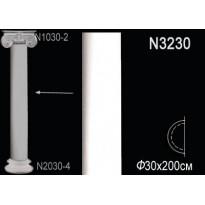 Полуколонна из полиуретана N3230