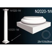 Декоративная колонна N2020-1W