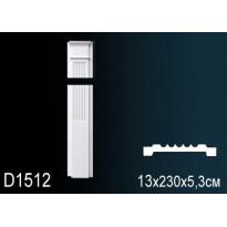 Обрамление дверных проемов D1512