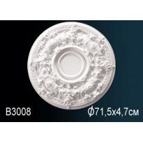 Розетка потолочная B3008