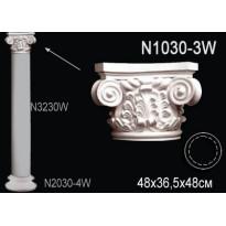 Декоративная колонна N1030-3W