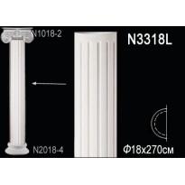 Полуколонна из полиуретана N3318L