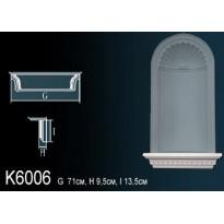Ниша из полиуретана K6006