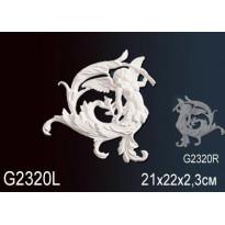 Лепной декор Перфект G2320L