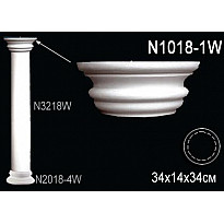 Декоративная колонна N1018-1W