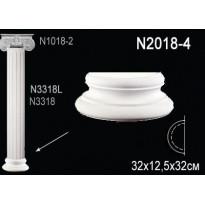 Полуколонна из полиуретана N2018-4