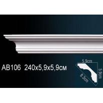 Потолочный плинтус Перфект AB106