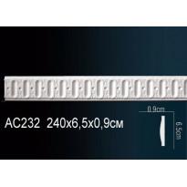 Молдинг из полиуретана гибкий AC232F
