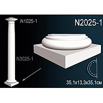 Полуколонна из полиуретана N2025-1