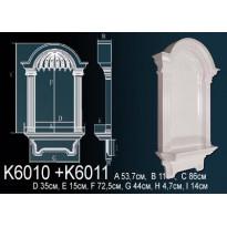 Ниша из полиуретана K6010