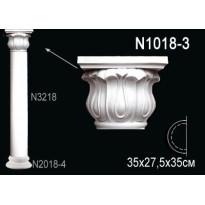 Полуколонна из полиуретана N1018-3