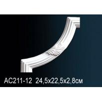 Угловой элемент Perfect AC211-12