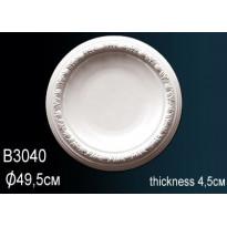 Розетка потолочная B3040