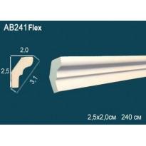Потолочный плинтус гибкий AB241F