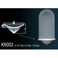 Ниша из полиуретана K6003