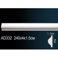 Молдинг гибкий AD332F