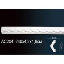Молдинг из полиуретана гибкий AC204F
