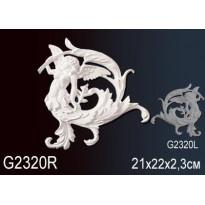 Лепной декор Перфект G2320R
