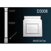 Пилястра D3008
