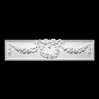 Дверной декор Сандрик из полиуретана 1.63.003 Европласт