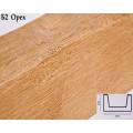 Декоративная балка из полиуретана Б2 (орех) (12*12*300) классика Уникс