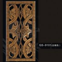 Декоры и панно из полиуретана GS-9101 Бронза Artflex NEW