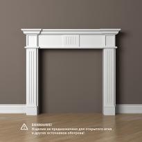 Элементы декоративного камина 1.64.005/004 Европласт