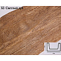 Декоративная балка из полиуретана Б3 (дуб светлый) (20*13*300) классика Уникс