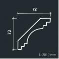 Карниз 1.50.199 гибкий Европласт