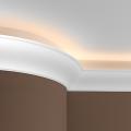 Карниз 1.50.222 Европласт Лепнина для скрытого освещения