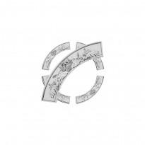 KR 122 (U) Бордюр круговой