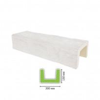 EQ 503 (3 м, белая) Балка декоративная