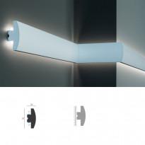 Tesori KD 505 - настенный молдинг для LED подсветки