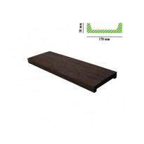 ET 504 (3м, темная) (U) Панель декоративная