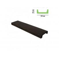 ET 506 (3м, темная) (U) Панель декоративная
