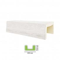 ED 502 (3 м, белая) Балка декоративная