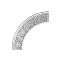 Бордюр декоративный круговой из полиуретана Fabello Decor LR 168