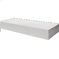 ED 109 (4 м, белая) (U) Балка декоративная